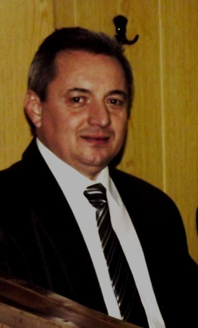 Daniel Nedelea(Pastor)